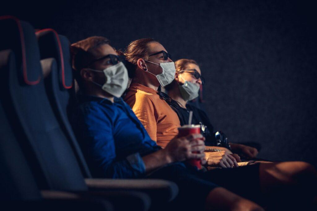 Cines en pandemia