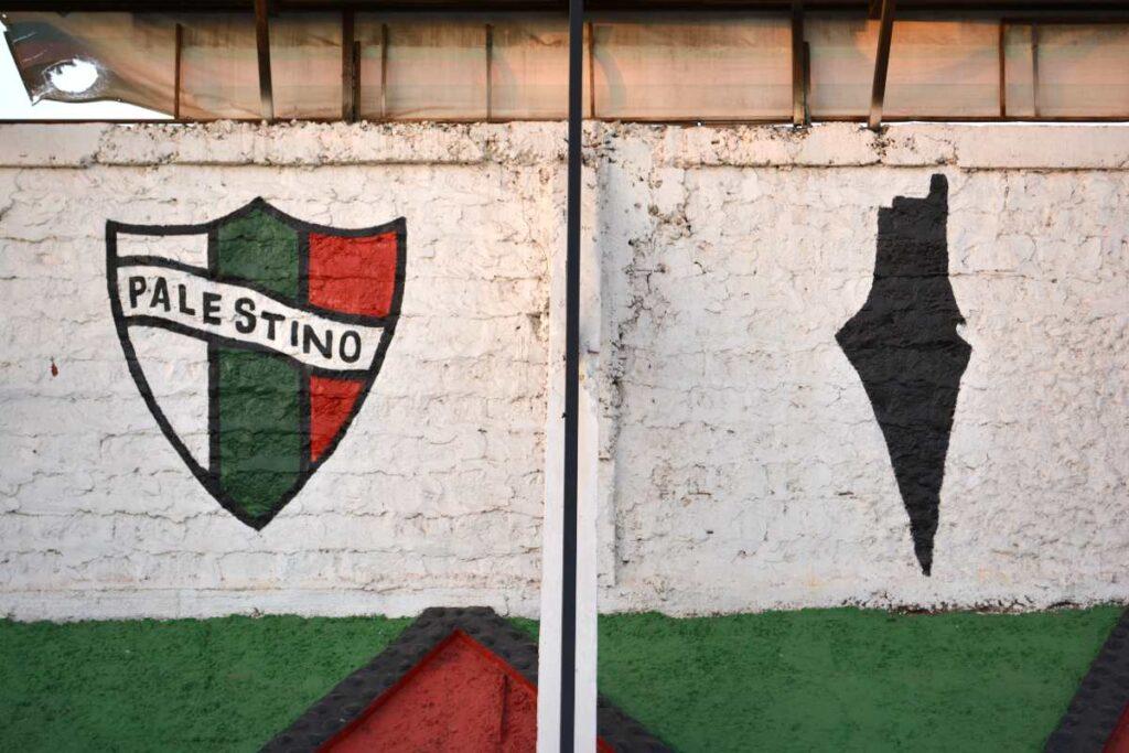 Apoyo a Palestina desde Chile