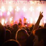 Sin contagios: El exitoso ensayo clínico que evaluó un evento de musica en Chile